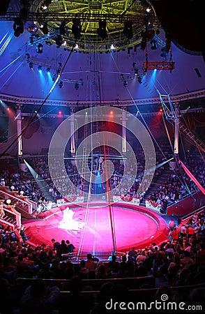 Free Circus Arena Royalty Free Stock Image - 2265116