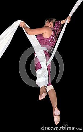 Circus artist Editorial Photography