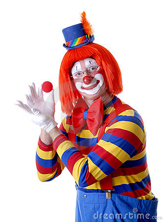 Free Circus Clown Stock Photos - 1577923