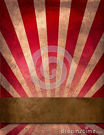 Free Circus Poster Stock Image - 19473581