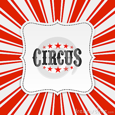 Free Circus Poster Background Stock Photo - 38317900