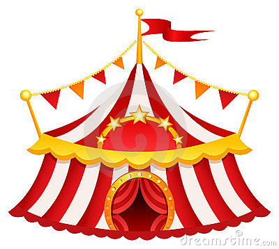 Free Circus Tent Stock Photos - 21564403