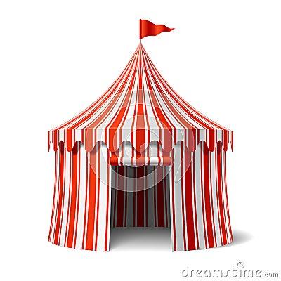 Free Circus Tent Royalty Free Stock Image - 25008286