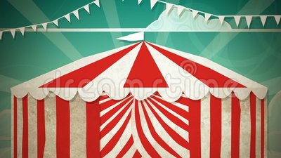Circus Tent Entrance Stock Video Footage Video Of Opening