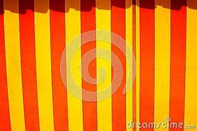 Circus Tent Pattern