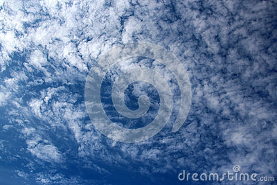 Cirrostratus Clouds Mackerel Sky