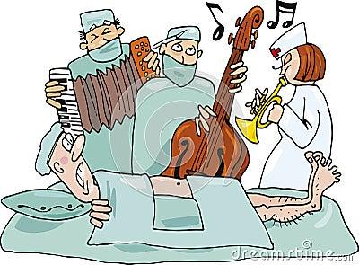 Cirujanos Locos
