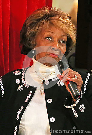 Cissy Houston Editorial Stock Image