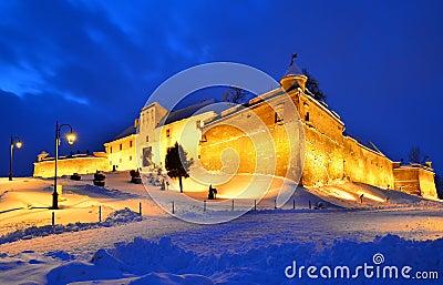 Citadel of Brasov, Transylvania, Romania