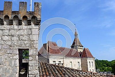 Citadel, Rocamadour, France