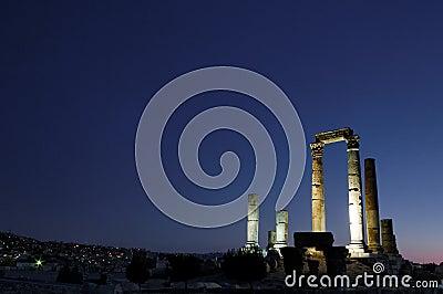 The Citadel and Temple of Hercules, Amman, Jordan