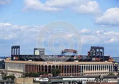 FLUSHING, NY - SEPTEMBER 8: Citi Field, home of major league baseball