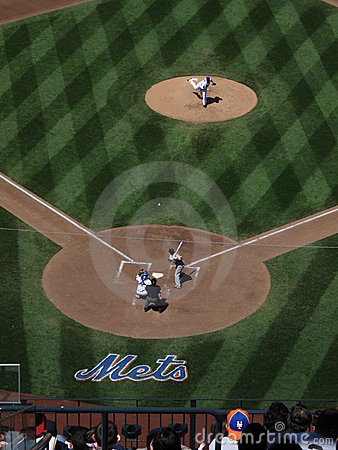 Citi Field - New York Mets Editorial Photo