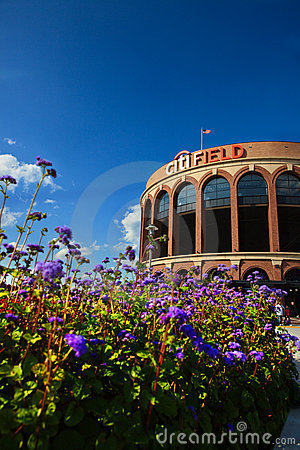 Citifield Editorial Image