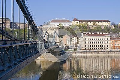 Citiscape of Budapest