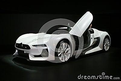 Citroen GT concept Editorial Stock Image