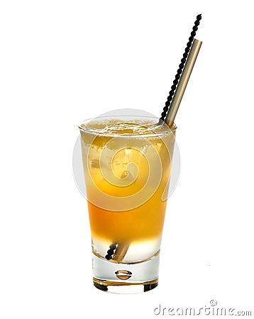 Citronada.Orange sap