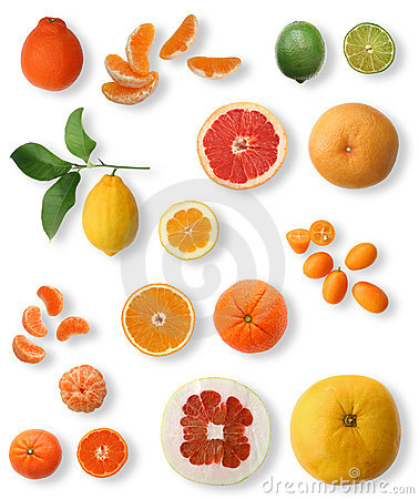 Free Citrus Collection Stock Image - 2224791