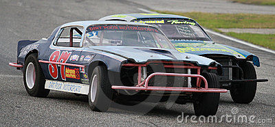 Citrus County Speedway Editorial Photography