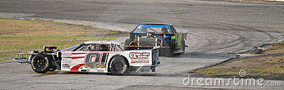 Citrus County Speedway Editorial Photo
