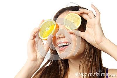 Citrus eyes