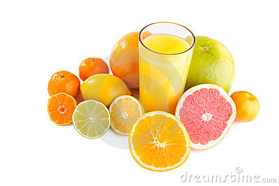 Citrus fruit and juice
