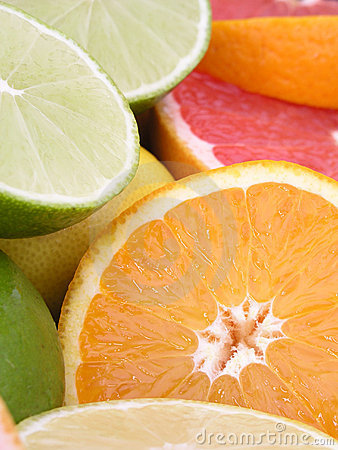 Free Citrus Fruits Royalty Free Stock Photo - 235925