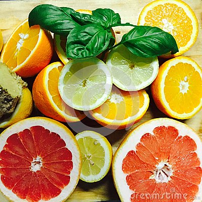 Free Citrus Fruits Stock Images - 53339004