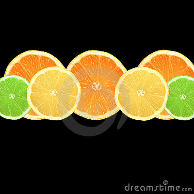 Free Citrus Fruits Royalty Free Stock Images - 6138869