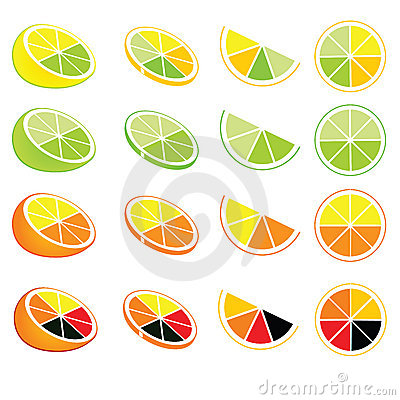 Citrus logos and icons