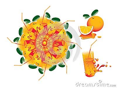 Citrus mandala