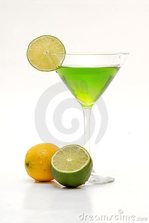 Free Citrus Martini Stock Photography - 9797502