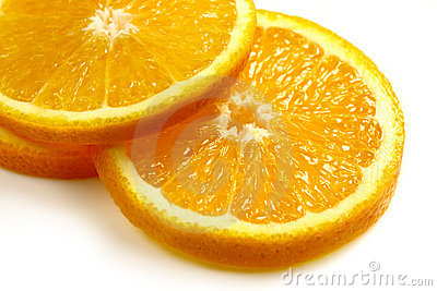 Citrus orange fruit