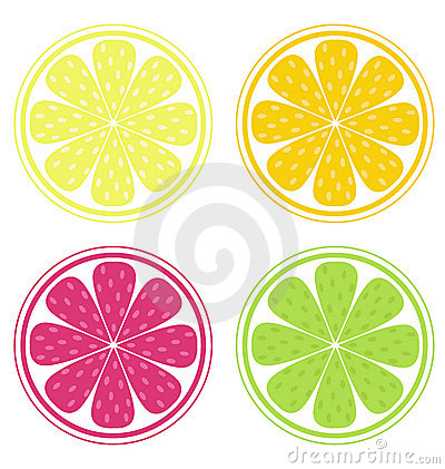 Free Citrus Slices Stock Photos - 13051623