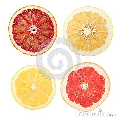 Free Citrus Slices Stock Photos - 20298023