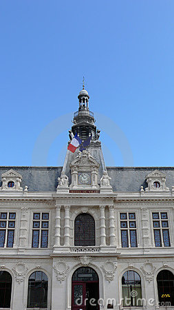 Città di Poitiers del corridoio