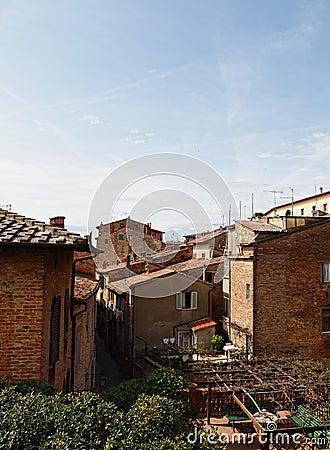 Citta della Pieve, Umbria Italy