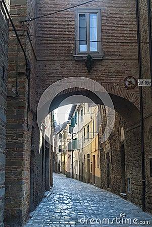 CittA? di Castello (翁布里亚)