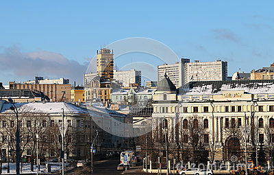 City of Moscow
