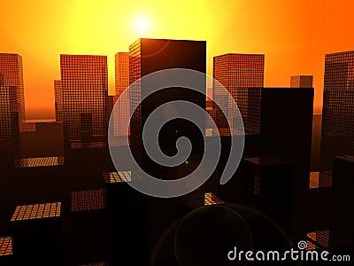 The City 18