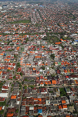 City Aerial View