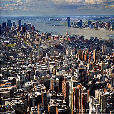 Free City And Harbor Stock Photography - 2436522