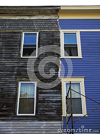 City: apartment renovation