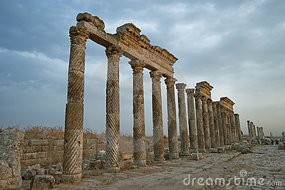 City of Aphamia
