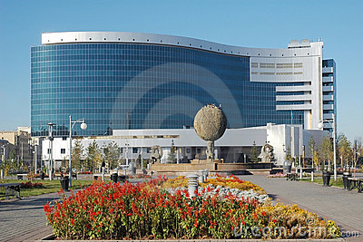 City Astana, ministry of finance.