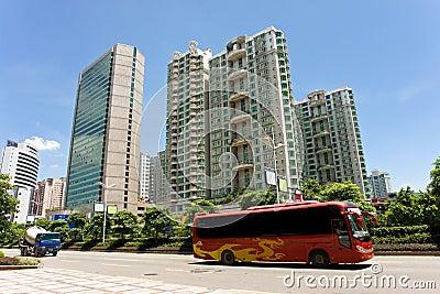 City avenue