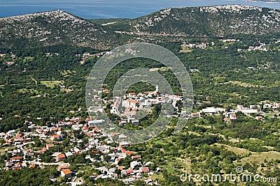 The city Bribir