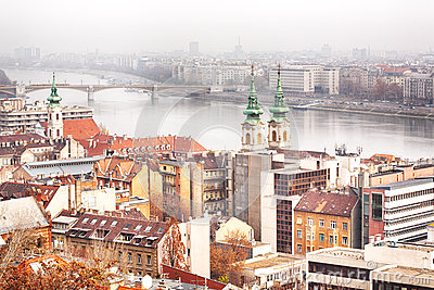 The City of Budapest, Hungary