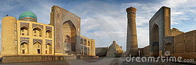 City of Bukhara