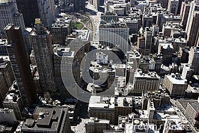 City buldings